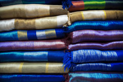 Marrakesh scarves II Royalty Free Stock Photography