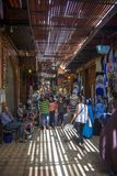 Marrakesh souk Royalty Free Stock Photos