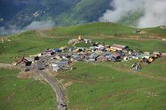 Marri Dorf Lizenzfreie Stockfotos