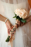 Marriage. Branch in marriage of friends Royalty Free Stock Image