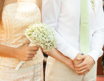 Marriage ceremony. Royalty Free Stock Photo