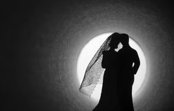 Marriage crisis Royalty Free Stock Images