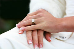 Marriage day stock image