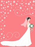 Marriage day Royalty Free Stock Images