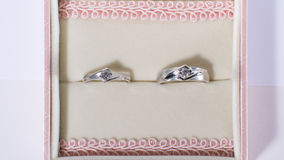 The Marriage Ring Stock Images