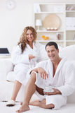Married couple Royalty Free Stock Photography