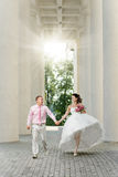 Married couple Stock Images