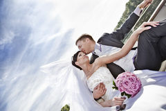 Married couple Royalty Free Stock Photos