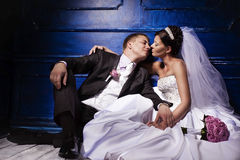 Married couple Royalty Free Stock Images