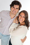 Married couple in love Stock Photography