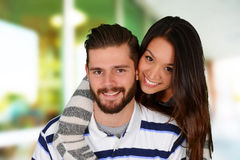 Married Couple Stock Image