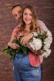 A married couple Stock Photos