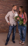 A married couple Royalty Free Stock Photography