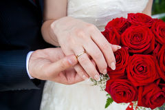 Married couple Royalty Free Stock Image