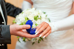 Married cuple Stock Photography