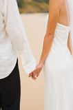 Married Hands Stock Image