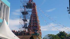 Marriman寺庙槟榔岛 库存图片