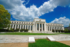 Marriner Eccles Federal Reserve Board Building Royalty Free Stock Images