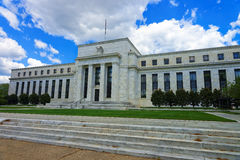 Marriner S Eccles Federal Reserve Board Building in Washington D Stock Image