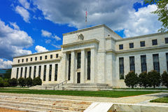 Marriner S Eccles Federal Reserve Board Building Royalty Free Stock Photo