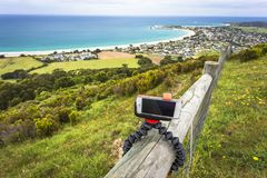 Marriners Lookout Apollo Bay Melbourne Australia Great Ocean Road royalty free stock image