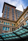 The Marriot in downtown Lancaster, Pennsylvania. Stock Photo