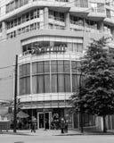 Marriott, западный St Ванкувер Hasting, ДО РОЖДЕСТВА ХРИСТОВА Стоковое Фото