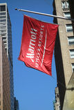 Marriott Flag Royalty Free Stock Photos