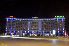 Marriott hotel Zdjęcie Royalty Free