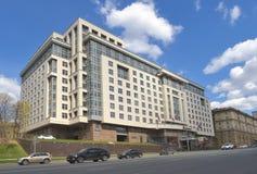 Marriott hotel Royalty Free Stock Photo
