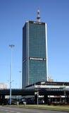 Marriott hotel w Warszawa (Polska) Zdjęcie Royalty Free