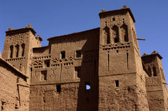 Marrocos, AIT Ben Addou Fotografia de Stock Royalty Free