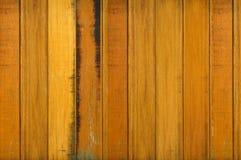 Marrom de madeira da prancha Fotos de Stock