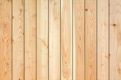 Marrom de madeira da prancha Imagens de Stock