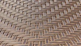 marrom do weave Foto de Stock Royalty Free