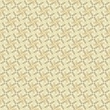 Marrom infinito da quadriculação Imagens de Stock