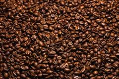 Marrone di Bean Textured Background del caffè fotografie stock libere da diritti