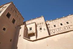 Marruecos fortificó la ciudad Imágenes de archivo libres de regalías