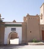 Marruecos fortificó la ciudad Imagenes de archivo