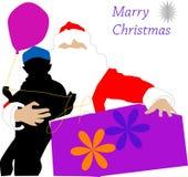 Marry Christmas Stock Photo