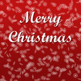 Marry christmas background Royalty Free Stock Image