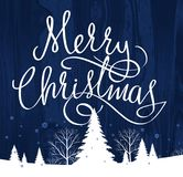 Marry Christmas background Royalty Free Stock Photos
