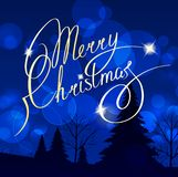 Marry Christmas Day. Marry Christmas Decoration, Christmas illustrations Stock Photography
