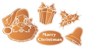 Weihnachtsgebäck Clipart.Biscuits Christmas Stock Illustrations 844 Biscuits Christmas