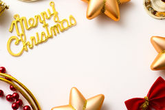 Marry Cristmas Royalty Free Stock Photos