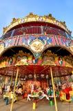 Marry go round in I-City theme park,Shah Alam Malaysia Royalty Free Stock Photos