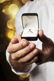 Marry Me! Royalty Free Stock Photography
