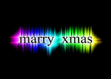Marry xmas Royalty Free Stock Images