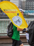 Mars, 2015 3ème marathon d'harmonie à Genève switzerland Photos libres de droits