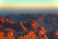 Mars of Aarde? royalty-vrije stock fotografie